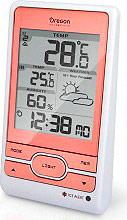 Oregon Scientific BAR206_RG Stazione Meteorologia Orologio Temperatura