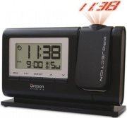Oregon Scientific Orologio sveglia digitale con proiezione su soffitto o parete RM308P