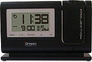 Oregon Scientific RM308P_BK Sveglia Digitale con Display proiezione dellora - RM-308P