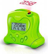Oregon Scientific Orologio sveglia digitale Proiezione Radiocontrollata RM313PNFG