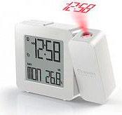 Oregon Scientific Orologio sveglia digitale proiezione ora snoozetermometro RM338P