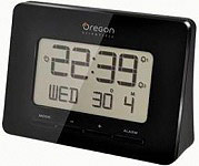 Oregon Scientific Orologio sveglia digitale Calendario Snooze Touch RM938-BK