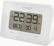 Oregon Scientific Orologio sveglia digitale Calendario Snooze Touch RM938-W
