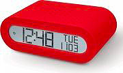 Oregon Scientific Radiosveglia digitale FM Orologio Sveglia Snooze USB RRM116RED