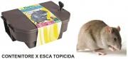 Orvital 1330175 Contenitore Esca Topicida