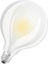 OSRAM 7806L Lampadina LED filamento globo 7 W Attacco E27 Luce Bianco Caldo 2700 K