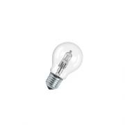 OSRAM Lampadina goccia alogena Classic A 46W60 E27 chiara