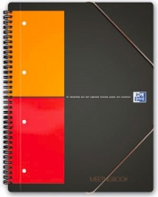 Oxford 100100362S Blocco Meetingbook International 5 mm