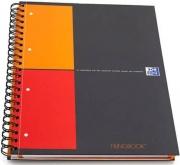 Oxford 100100739 Blocco Filingbook A4 80 fogli 5 pezzi