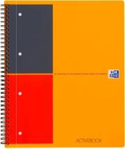 Oxford 100102994S Blocco Activebook A4 1R