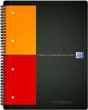 Oxford 100104329S Blocco Activebook A4 5Mm