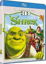 PARAMOUNT Blu Ray 3D PARAMOUNT - SHREK 1 3D
