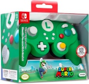 PDP Luigi Controller per Console Nintendo Switch Wired Fight Pad Pro