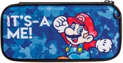 PDP Slim Travel Cas Custodia Videogioco Mario Camo Edition Nintendo Switch Lite