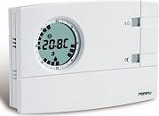 PERRY Cronotermostato settimanale Termostato Ambiente Analogico CR 209S