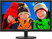 "PHILIPS 223V5LHSB200 Monitor LED 21.5"" Full HD 1920x1080Pixels 200cdm² VGA HDMI"