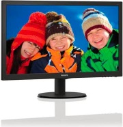 "PHILIPS 223V5LSB2 Monitor Led 21,5"" Full HD 1080p 5ms VGA Nero - 10"