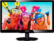 "PHILIPS 226V4LAB Monitor Led 21.5"" Wide 16:9 Risoluz. 1920x1080 Full HD"