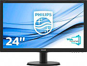 PHILIPS 240V5QDAB00 Monitor PC 23.8 LED Full HD 1920x1080 Pixel 240V5QDAB V-Line