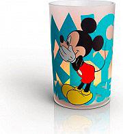 PHILIPS Lampada da Tavolo Candela LED Mickey Mouse 717113016