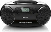PHILIPS Radio Stereo Portatile Boombox CD FM 4W MP3 Bluetooth USB AZ330T