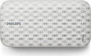 PHILIPS BT3900W00 Cassa Bluetooth Speaker Impermeabile IPX7 10 W Vivavoce Bianco