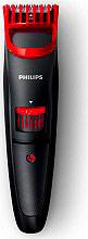 PHILIPS BT40516 Regolabarba Ricaricabile 20 Lunghezze 0,5-10 mm Lavabile