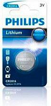 PHILIPS Batteria Tipo Bottone Voltaggio 3 V CR2016 CR201601B