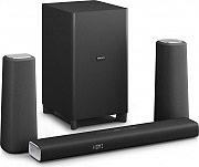 PHILIPS Sistema Home Theatre Audio 3.1 340W Subwoofer Bluetooth CSS5330B12 Zenit