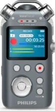 PHILIPS DVT75000 Registratore Vocale Digitale Dittafono Memoria 16 GB DVT750000