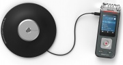 PHILIPS DVT8110 Registratore Vocale Dittafono Flash card 00 Voice Tr