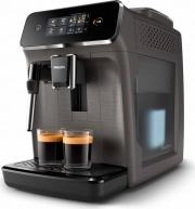 Philips EP222410 Macchina Caffè Automatica Espresso con Macinacaffè Nero