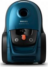 PHILIPS FC878309 Aspirapolvere a Traino con Sacco 650 Watt 4 Litri Blu