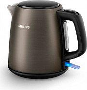 Philips HD934910 Bollitore elettrico acqua senza Fili 1Lt 2000W Acciaio Inox