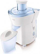 PHILIPS Centrifuga elettrica Frutta e Verdura 0,5Lt Daily Collection HR182370