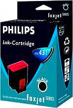 PHILIPS Cartucciainkjet Nera Per Faxjet Series Pfa431