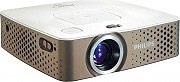 PHILIPS Videoproiettore 140 lumen 854x480 lettore MP4 PicoPix PPX3414 PPX3414EU