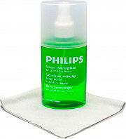PHILIPS Pulisci schermo LCDLEDPLASMA Spray+Panno Microfibra SVC1116G10