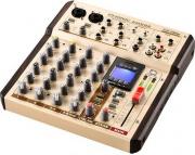 PHONIC AM 6 GE Mixer DJ 6 canali + Effetti
