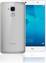 PHONIX Cover Custodia in TPU per Huawei Honor 5C colore Trasparente HUH5CGPW