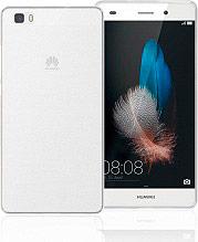 PHONIX HUP8LGPW Cover Custodia in TPU + Salvaschermo per Huawei P8 Lite