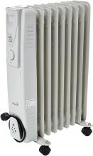 PLEINAIR ERC2-2009 Termosifone Elettrico Radiatore ad Olio Stufa 9 Elementi 2000W