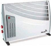 PLEINAIR Termoconvettore Stufa elettrica Riscaldamento 2000W TC-N2000