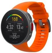 POLAR 90070738 Smartwach Orologio Cardio GPS Impermeabile IP68 Arancione  WR30