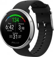 POLAR 90071063 Smartwach Orologio Cardio GPS Impermeabile 30 mt Nero  Ignite