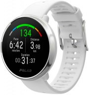 POLAR 90072456 Smartwach Orologio Cardio GPS Impermeabile 30 mt Bianco  Ignite
