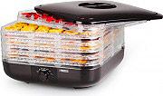 PRINCESS Essiccatore frutta cibo alimenti 245W Termostato Food Dryer 112380