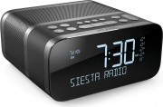 PURE 149584 Sveglia Digitale Radiosveglia Bluetooth Radio FM Nero Siesta S6