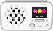 PURE 150413 Radio portatile digitale DAB DAB+ FM Jack 3.5 mm AUX USB  Elan E3