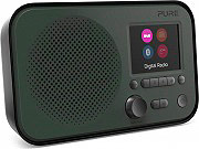 PURE 151063 Radio Portatile Digitale DABFM Portatile Bluetooth Nero  Elan BT3